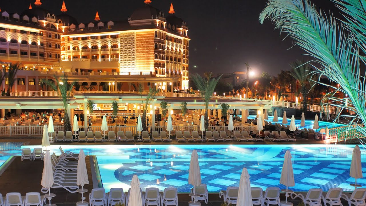 Отели Турции (5 звезд)